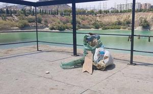Reclaman vigilancia, limpieza y civismo en la Laguna de la Barrera
