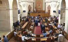 Directo | Pleno de Presupuestos del gobierno andaluz
