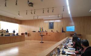 La constitución de la Diputación se retrasa tras un recurso del PP en Riogordo