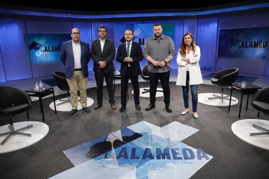 Directo | La actualidad política, a debate en 'La Alameda'