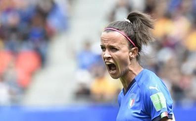 Barbara Bonansea, la heredera de Paolo Rossi en la 'Azzurra' femenina