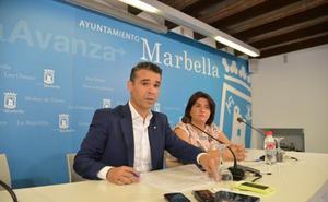 El PSOE de Marbella exige que se publiquen los contratos menores del Consistorio