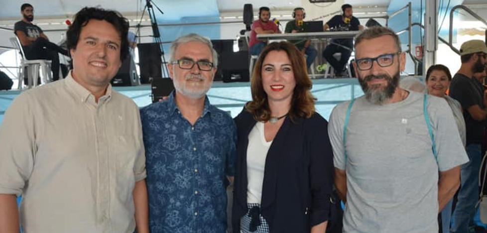 The spokesman of IU in Rincón de la Victoria resigns his act for labor incompatibility