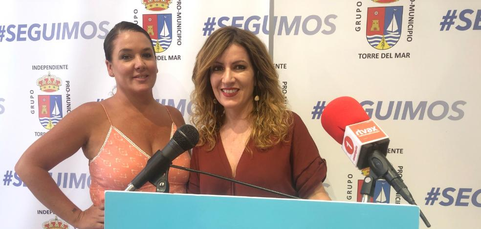 The elected councilors of the GIPMTM, Carmen González and Patricia Pérez, renounce the act for personal reasons