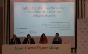 La Asociación contra el Cáncer destina 39.500 euros a un médico de Málaga que investiga un tumor urológico raro