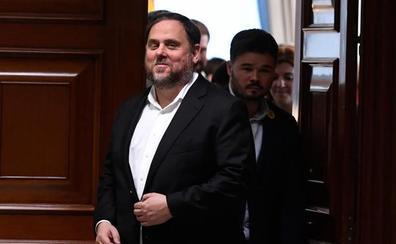 Interior prepara el regreso inminente a cárceles de Cataluña de los presos del 'procés'