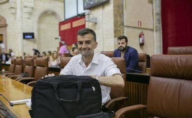 Maíllo: «Es un esperpento y tragedia para Andalucía»