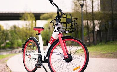La empresa de patinetes Voi ampliará negocio en Málaga con bicicletas eléctricas