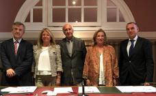 TRES ALCALDES EN LAS JORNADAS DE TURISMO RESIDENCIAL