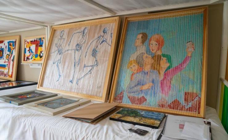 Quinta feria Art&Breakfast, en el Centro de Málaga
