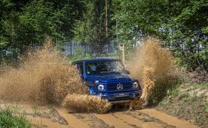 Mercedes Clase G, de momento 40 años