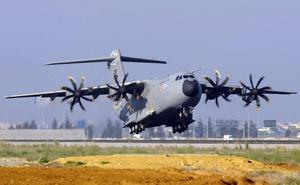 Airbus mantiene hasta 2030 su producción andaluza del A400M tras el acuerdo alcanzado con sus países clientes