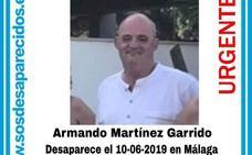 Buscan a un hombre desaparecido en la capital malagueña
