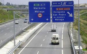 Unicaja vende todas sus acciones en la Autopista Costa del Sol