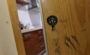 Cada día se asaltan una media de diez viviendas en Málaga
