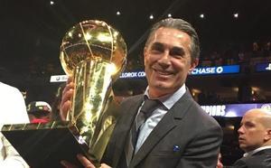 Scariolo le pone acento malagueño al título de la NBA