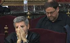El Supremo impide a Junqueras recoger su acta de eurodiputado
