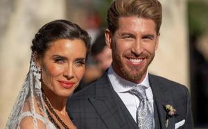 El mundo del deporte se concentra en la boda de Ramos y Pilar Rubio