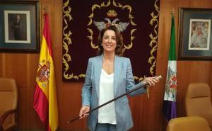 Toñi Ledesma asume la alcaldía de Alhaurín el Grande «con visión de futuro»