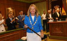 Ángeles Muñoz, reelegida por cuarta vez alcaldesa de Marbella