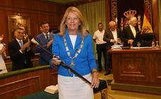 La constitución del pleno de Marbella, en fotos