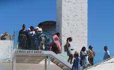 Las curiosas vacaciones del rey de Suazilandia en Marbella