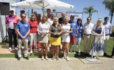 En fotos, la primera prueba del Costa del Golf Tour 2019