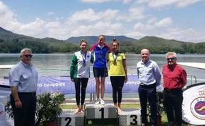 La campeona mundial arrebata el oro a Paula Ruiz