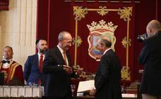 En fotos, la constitución del Ayuntamiento de Málaga