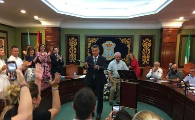 Armijo recupera la Alcaldía de Nerja con el apoyo del único concejal de Vox