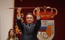La constitución de los ayuntamientos de la provincia de Málaga, en imágenes