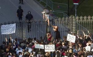 La 'doctrina Marchena' prima el orden constitucional por encima de la protesta