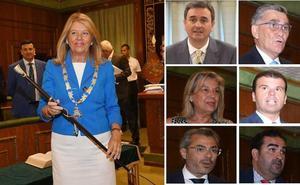 Ángeles Muñoz incorpora a su junta de gobierno a Diego López y Manuel Cardeña