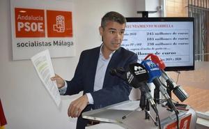 José Bernal ser perfila como nuevo portavoz del PSOE en la Diputación de Málaga