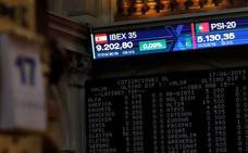 El Ibex-35 obvia las subidas de Wall Street y cierra a la baja