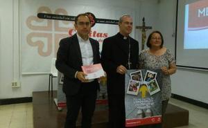 Cáritas pide un pacto político para construir viviendas sociales para personas sin recursos en Málaga
