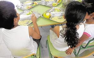 La Junta cambia los requisitos para impulsar menús más saludables en los centros escolares