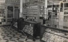 Librería Denis: La magia y el encanto de los libros (1949-2001)
