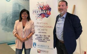 Más de 100 artistas internacionales se darán cita en 'Festiarte'