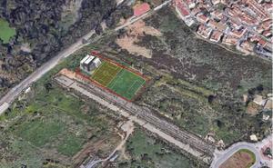 El Ayuntamiento activa la obra para un nuevo campo de fútbol junto a San Julián