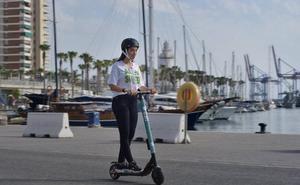 Ufo renueva y amplía su flota de patinetes en Málaga gracias a su alianza con Seat
