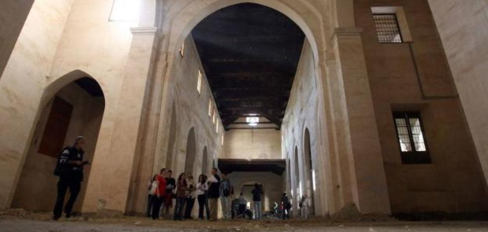 La Junta proyecta en el Convento de la Trinidad un centro dedicado al diseño y la arquitectura