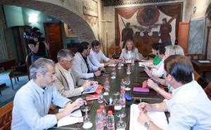 Las comisiones municipales tendrán 11 miembros, con seis concejales del PP