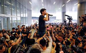 El autoritarismo chino despierta el activismo de los jóvenes de Hong Kong