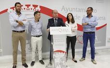 Juan Rosas y Ana Cebrián, los dos grandes tenientes de alcalde del nuevo equipo de Barón en Antequera