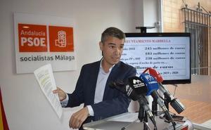 El PSOE designa a José Bernal como candidato a la presidencia de la Diputación de Málaga