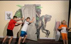 Un paraíso para los niños en Muelle Uno: Lego y fantasía 3D