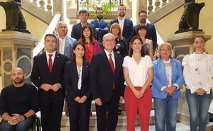 La dirección de la ciudad de Málaga dependerá de ocho grandes áreas de gobierno