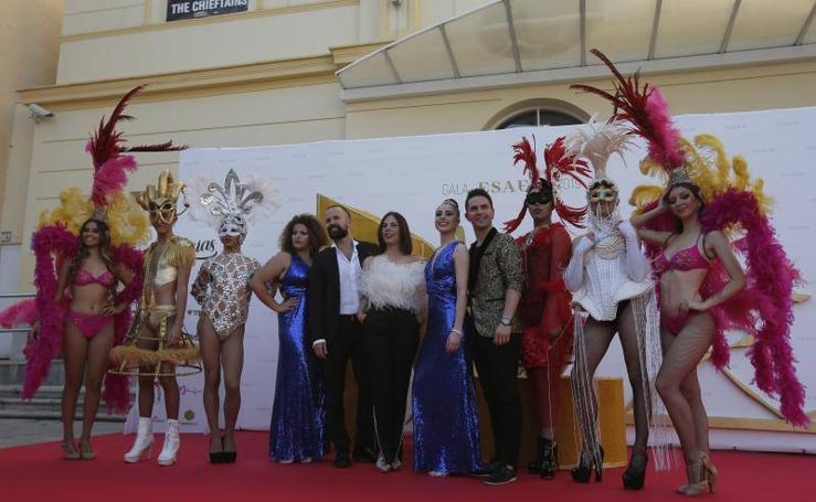 Gala de la Escuela Superior de Artes Escénicas de Málaga (Esaem)