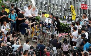 La jefa del Gobierno de Hong Kong se niega a dimitir y la oposición planea más protestas